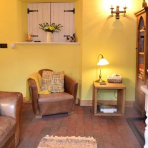 The Bothy Living Room