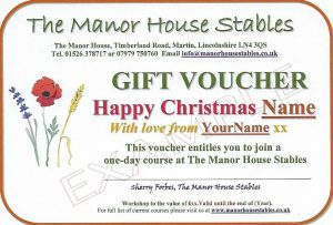 Christmas Course Gift Voucher