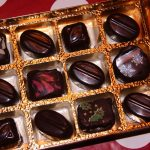 Chocolates at Christmas