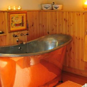The Hayloft Bathroom