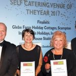 Taste of Excellence Awards - Finalist in the Self Catering Venue of the Year 2017
