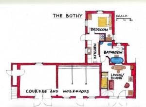 Bothy Floor Plan