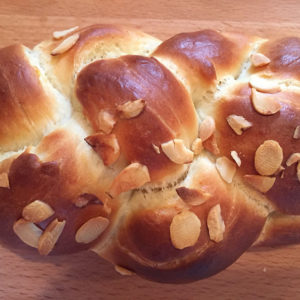 Easter Bread Making