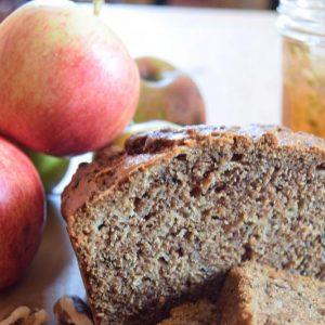 Apple & Walnut Loaf